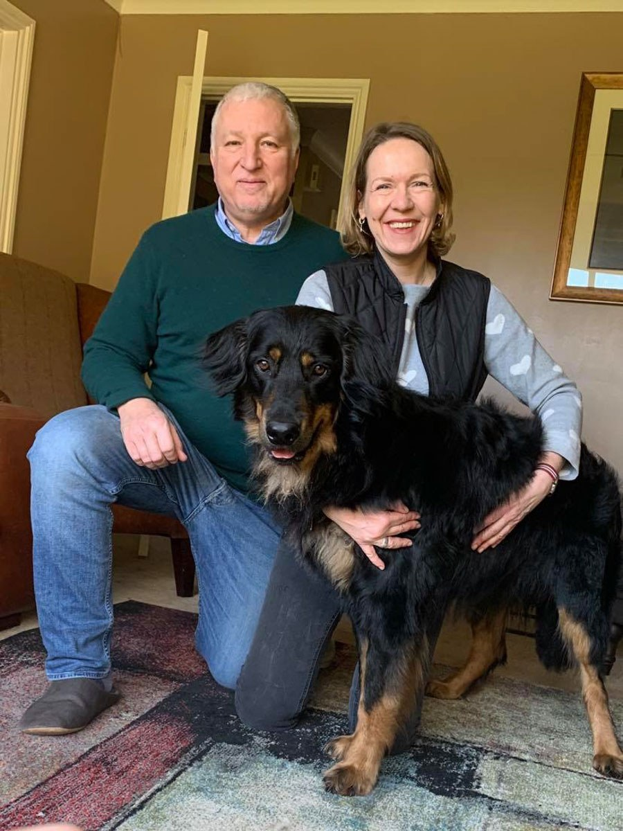 Pies rasy hovawart - Hoover z Królewskiej Krainy